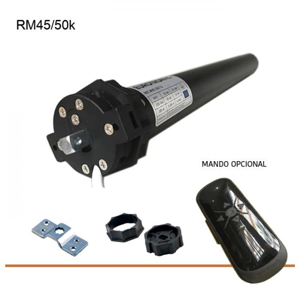 Motor para persianas y toldos RM50