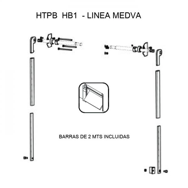 Mecanismo motor basic HTPB-HB1