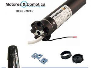 motor tubular eurotronic 30N-electronico