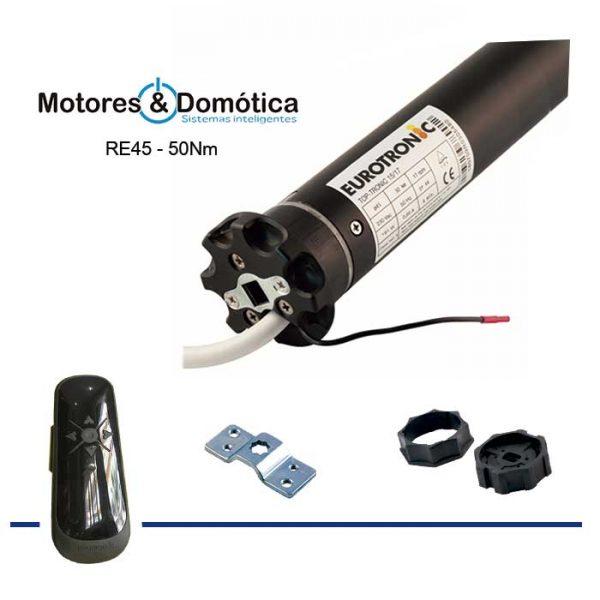 motor tubular eurotronic-RE-50N